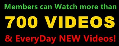 Today: More than 700 videos!
