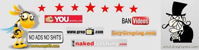 Groping websites
