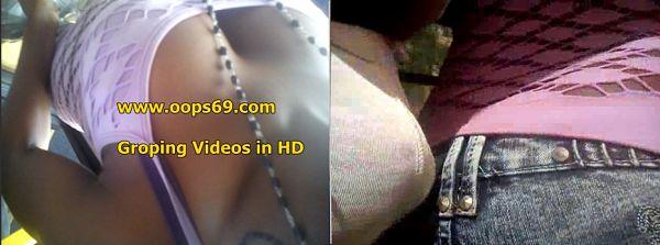 Bus Groping videos