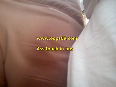 touch in bus videos