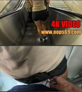 Public groping